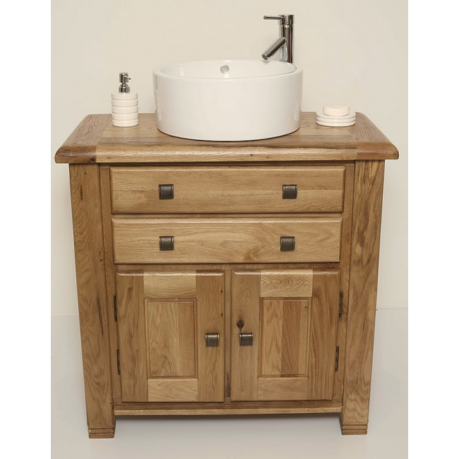 ohio rustic oak bathroom cabinet vanity unit click oak Grey Rustic Bathroom Vanity Rustic Pine Bathroom Vanity