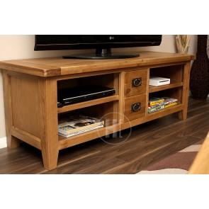 Rustic Oak Tv Stand Cabinet