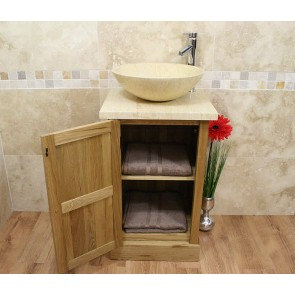 Atla Compact Bathroom Vanity Unit