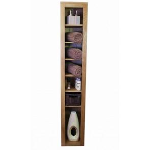 Delamere Solid Oak Storage Unit