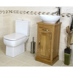 Compact Bathroom Vanity Unit