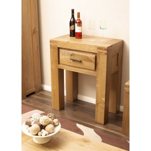 Olso Compact Console End Table