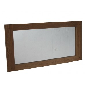 Westbury Rustic Oak Mirror
