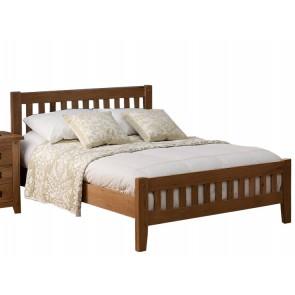 Westbury Oak Double Bed