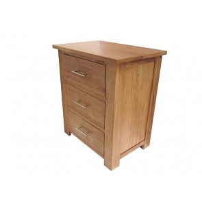 Delamere 3 Drawer Chest Of Drawers