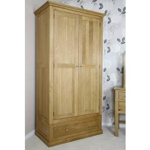Glenmore Oak Wardrobe