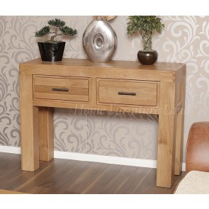 Oslo Rustic Hall Console Table