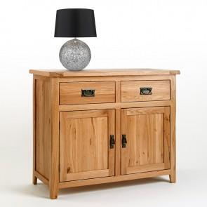 Westbury Rustic Oak Sideboard - CO-CB05
